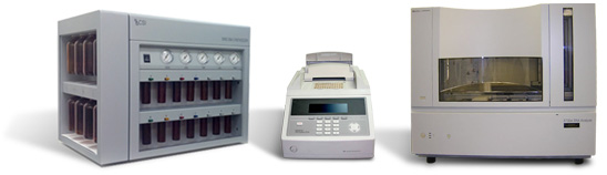 Repairs and Service for DNA Sequencers, PCRs and DNA Synthesizers