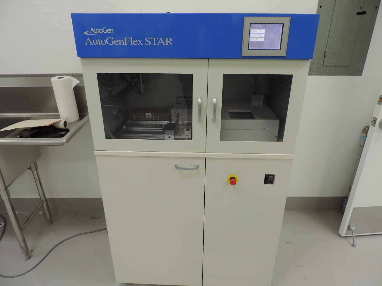 Kurabo Industries™ AutoGenFlex STAR® Nucleic Acid Isolation System