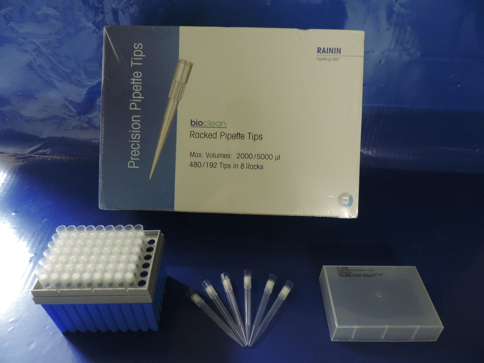Bioclean Presterilized Filter LTS Pipette Tips